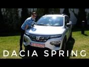 """""""Lăstunul Electric"""" – Drive Test cu Dacia Spring"""