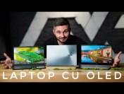 LAPTOP CU OLED LA 800 EURO – ASUS Zenbook 13 și Zenbook Flip