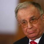 Ion Iliescu şi-a dat demisia de la conducerea Institutului Revoluţiei Române