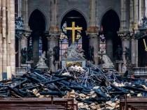Lucrările la renovarea catedralei Notre Dame din Paris continuă, la doi ani de la incendiul devastator