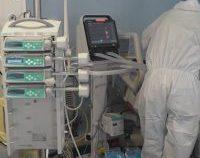 Doar 6 locuri libere în secțiile ATI din spitalele Covid