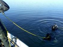 Constanța: 3 persoane, salvate dintr-o ambarcaţiune răsturnată în apele Lacului Siutghiol