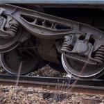 Hunedoara: Un tren cu cinci vagoane, încărcat cu huilă, a deraiat