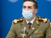 Valeriu Gheorghiță: Persoanele vaccinate împotriva Covid 19 au risc de deces de 14 ori mai mic decât cele nevaccinate | AUDIO