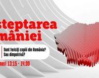 Deșteptarea României: PsihologulDomnica Petrovai intră în direct cu ascultătorii Europa FM   VIDEO