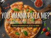 Oricand ai pofta de pizza, comanda de la San Marco