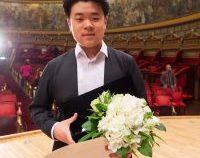 Jaemin Han, cel mai tânăr câștigător în istoria Concursului Enescu