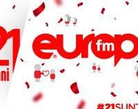 21 de ani de Europa FM. Mesajele echipei