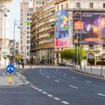 În weekend, bucureștenii pot ieși la plimbare pe zonele pietonale din centrul Capitalei