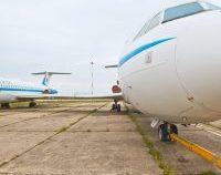 Avioanele prezidenţiale folosite de Ceauşescu şi Iliescu, scoase la licitaţie