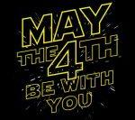 4 mai, ziua Star Wars
