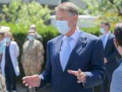 Klaus Iohannis a lăudat organizarea campaniei de vaccinare la Constanța | AUDIO