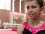 Urmează-ți Visul: Alexandra are 10 ani și își dorește să devină gimnastă de performanță | AUDIO
