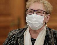 Renate Weber ar putea fi reinstalată în funcția de Avocat al Poporului