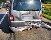 7 răniți după un accident produs la intrarea în Gura Humorului. Planul Roșu de Intervenție, activat
