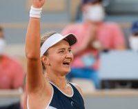 Barbora Krejcikova a triumfat la Roland Garros
