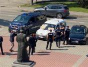 Bistrița: Circulație blocată în centrul orașului de un bărbat care amenința că se sinucide | AUDIO