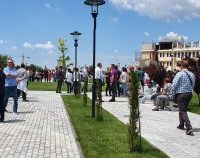 De Ziua internațională a Mediului, a fost inaugurat singurul parc din Constanța construit de voluntari