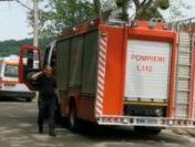 Iaşi: O șoferiță care a plonjat cu autoturismul în lacul Ciric, reţinută pentru consum de alcool | VIDEO
