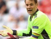 """UEFA acceptă banderola """"curcubeu"""" purtată de portarul german Neuer"""