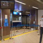 Patru persoane au fost prinse cu teste false anti-Covid înainte să urce în avion