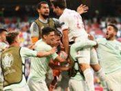 EURO 2020: Spania, în sferturi după ce a învins Croaţia cu 5-3