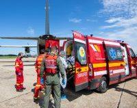 Cei doi răniți cu arsuri grave de la Petromidia au fost transportați la un spital din Germania   AUDIO