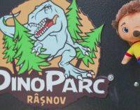 O vară întreagă de explorare! Pufarici îi așteaptă pe micii exploratori la Dino Parc Râșnov (P)