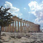 Grecia a fost lovită de un val de căldură