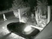 Atac în stil mafiot lângă Timișoara: Un bărbat a incendiat intenționat o mașină | VIDEO