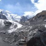 Un ghețar din Italia va fi acoperit pentru a nu se topi
