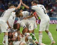 EURO 2020: Italia, prima finalistă