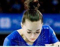 Larisa Iordache nu va participa la finala olimpică de la bârnă