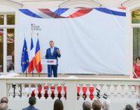 Klaus Iohannis: Prietenia româno-franceză este puternică   AUDIO