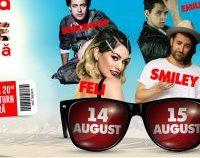 Europa FM Live pe Plajă 2021 continuă pe 14 și 15 august