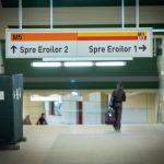 Incident la metrou: Un tren s-a stricat în stația Eroilor 1