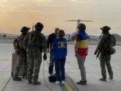 Afganistan: Un singur român a reușit să fie evacuat de aeronava Forțelor Aeriene Române