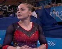 Gimnasta Maria Holbură a anunțat că se retrage din sportul de performanță