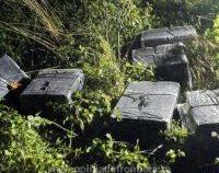 Mii de pachete de țigări de contrabandă, aduse cu drona peste graniță, din Ucraina | AUDIO