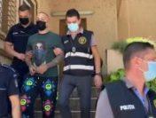Turistul din București care a făcut dezastru la Mamaia a fost reținut de polițiști  | VIDEO