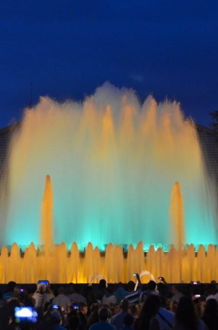 Magic fountain Montjuic 08
