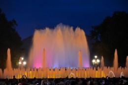 Magic fountain Montjuic 09