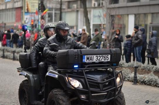 Parada militara 1 decembrie Iasi 18