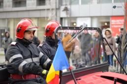 Parada militara 1 decembrie Iasi 21