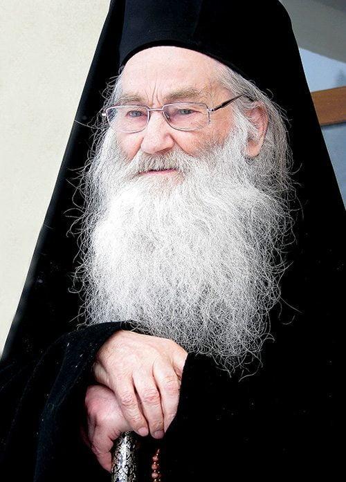 Parintele Arhimandrit Justin Parvu - Voievodul Ortodoxiei Romanesti