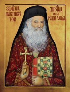 Sfintitul Marturisitor JUSTIN de la Petru Voda_
