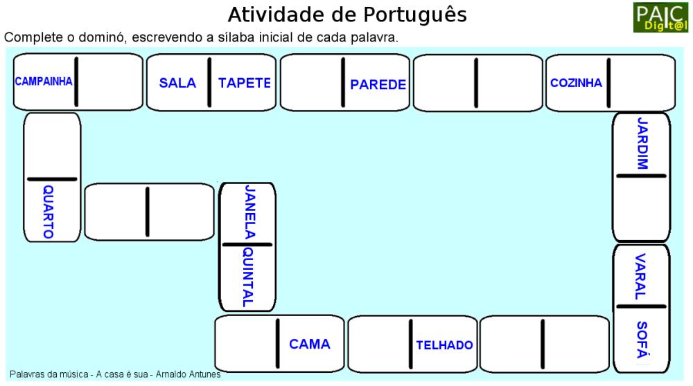 Português (1/6)