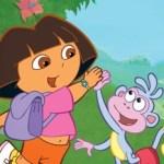 Dora  Aventureira belas Imagens para Painel