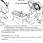 Atividades de Natal – Interpretação de texto