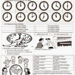 Atividades de Inglês para 6º ano (5 série)